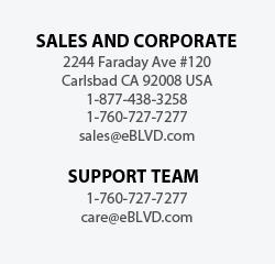 Contact us at eBLVD